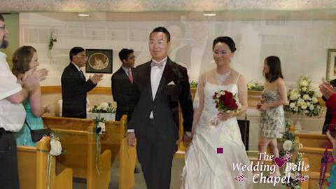 video City Hall Wedding Belle Chapel and Officiants