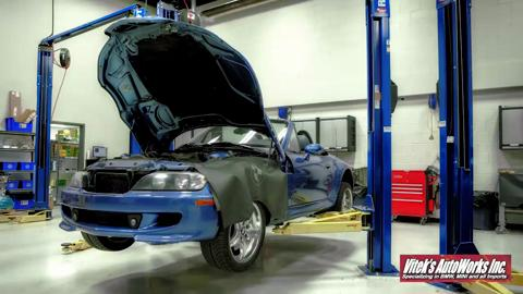 video Vitek's Autoworks