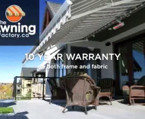 The Awning Factory   Video