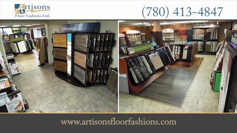 video Artison's Floor Fashions Ltd