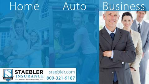 Staebler Insurance - Opening Hours - 871 Victoria St N, Kitchener, ON