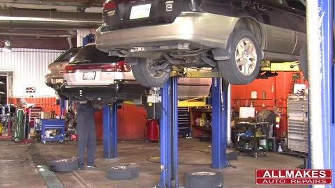 video Allmakes Auto Repair - Subaru Specialist