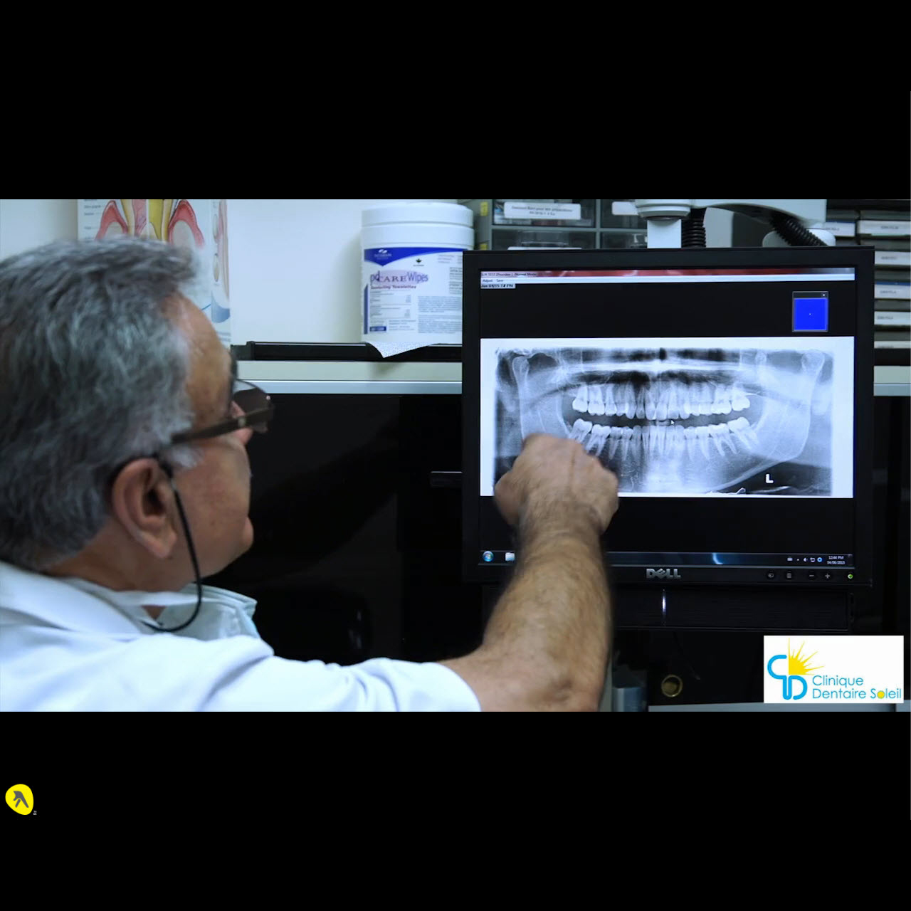 Clinique Dentaire Soleil - Dentistes - 5142771157
