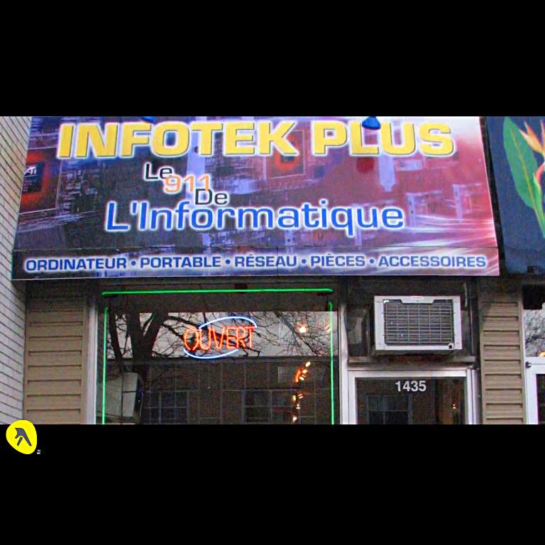 Infotek Plus - Boutiques informatiques - 514-384-0029