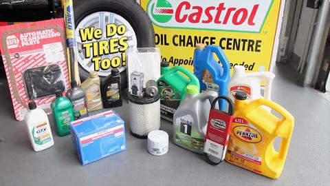Castrol Oil Change >> Castrol Express Oil Change Car Cleaning Centre Opening