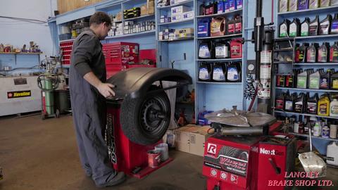 video Langley Brake Shop & Auto Centre