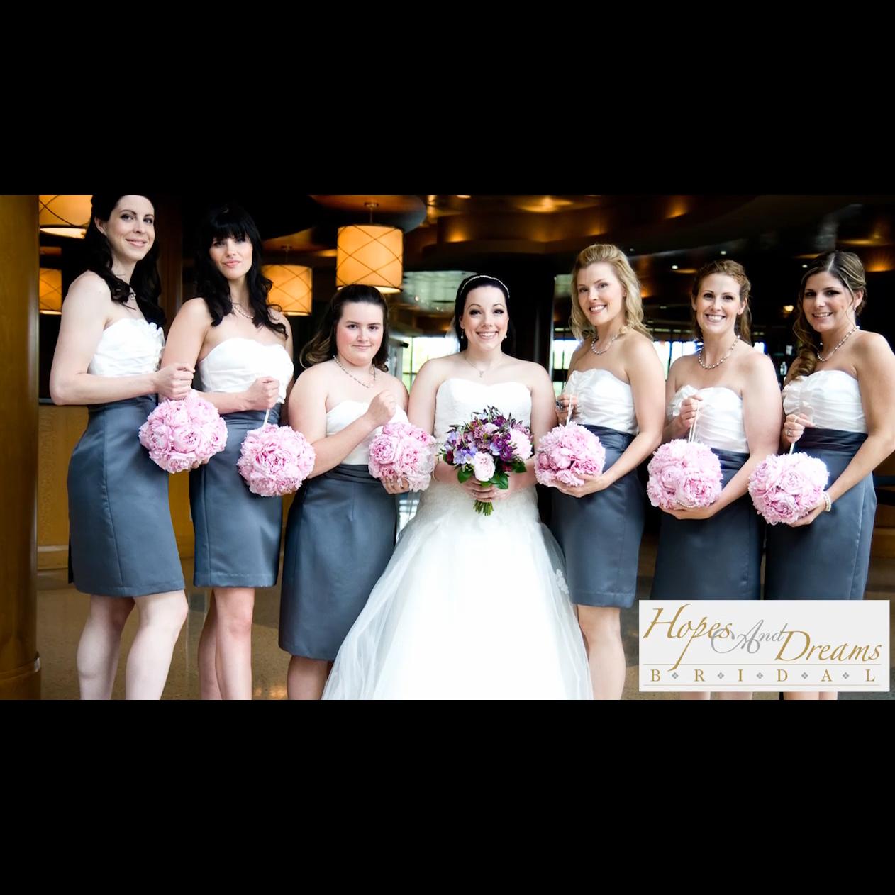 Hopes And Dreams Bridal - Bridal Shops - 613-226-5950