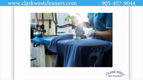video Clark West Cleaners