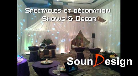 video Les Productions SounDesign