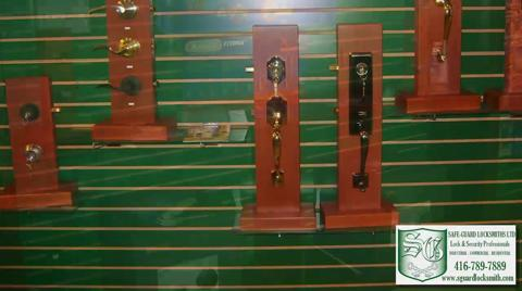 video Safe Guard Locksmiths Ltd
