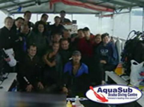 video Aquasub Scuba Diving Centre