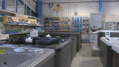 Oasis Pool Amp Garden Centres Lindsay On 2918 Highway