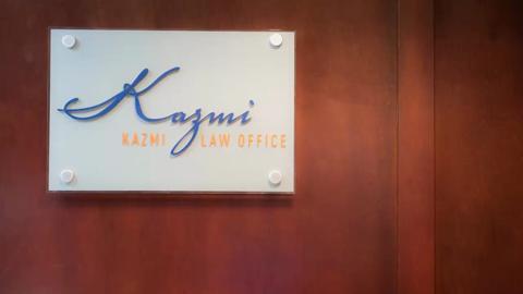 video Kazmi Law Office