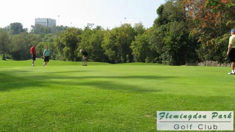 video Flemingdon Park Golf Club