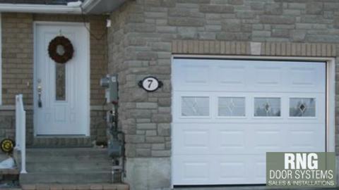 video R N G Door Systems Sales & Installations