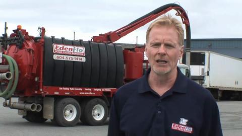 video Edenflo Pump Truck Services