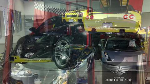 video Vancouver Euro Exotic Auto Inc