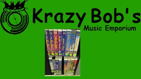 video Krazy Bob's Music Emporium