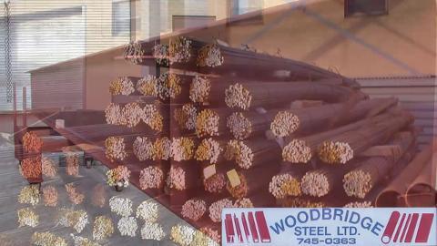 video Woodbridge Steel Ltd