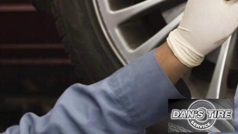 video Dan's Tire Service