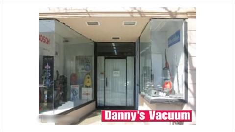 video Danny's Vacuum Cleaners