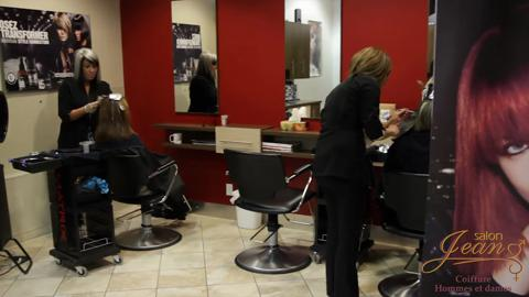 Salon jean horaire d 39 ouverture 8585 boul lacroix - Salon de coiffure saint georges ...