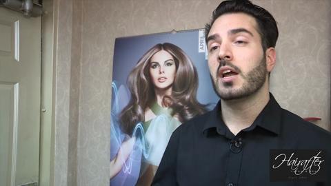 video Hairafter Salon & Spa