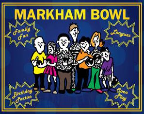 Markham Bowl - Bowling - 905-294-4556
