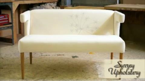 video Gastown Upholstery