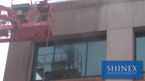 video Shinex Window Cleaning Inc