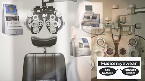 video Fusion Eyewear