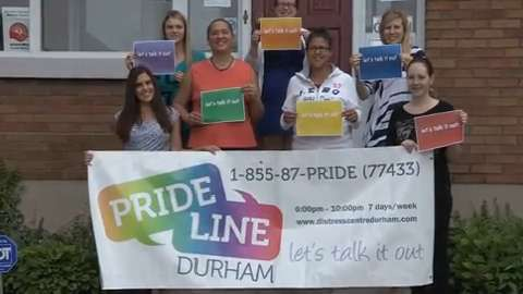 video Prideline Durham