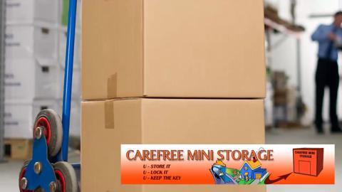 Carefree Mini Storage   Video