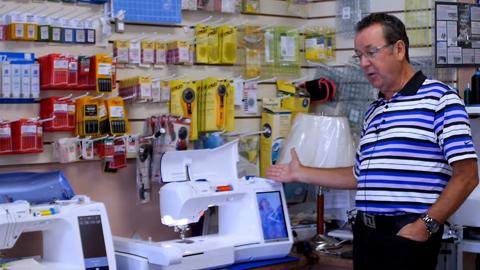 video Sewing Superstore