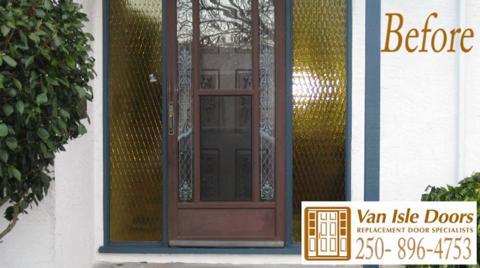 video Van Isle Doors