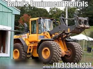video Baird's Equipment Rentals Ltd