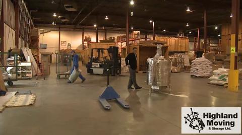 video Highland Moving & Storage Ltd