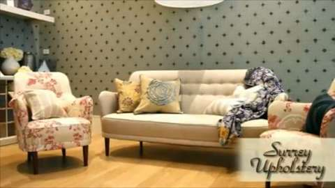 video Surrey Upholstery