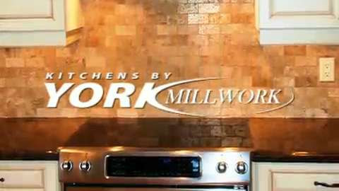 video York Millwork Services