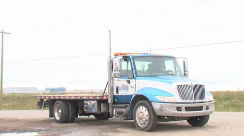 tow truck driver jobs calgary